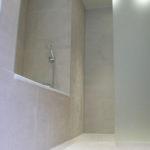 Alcôve baignoire salle de bain