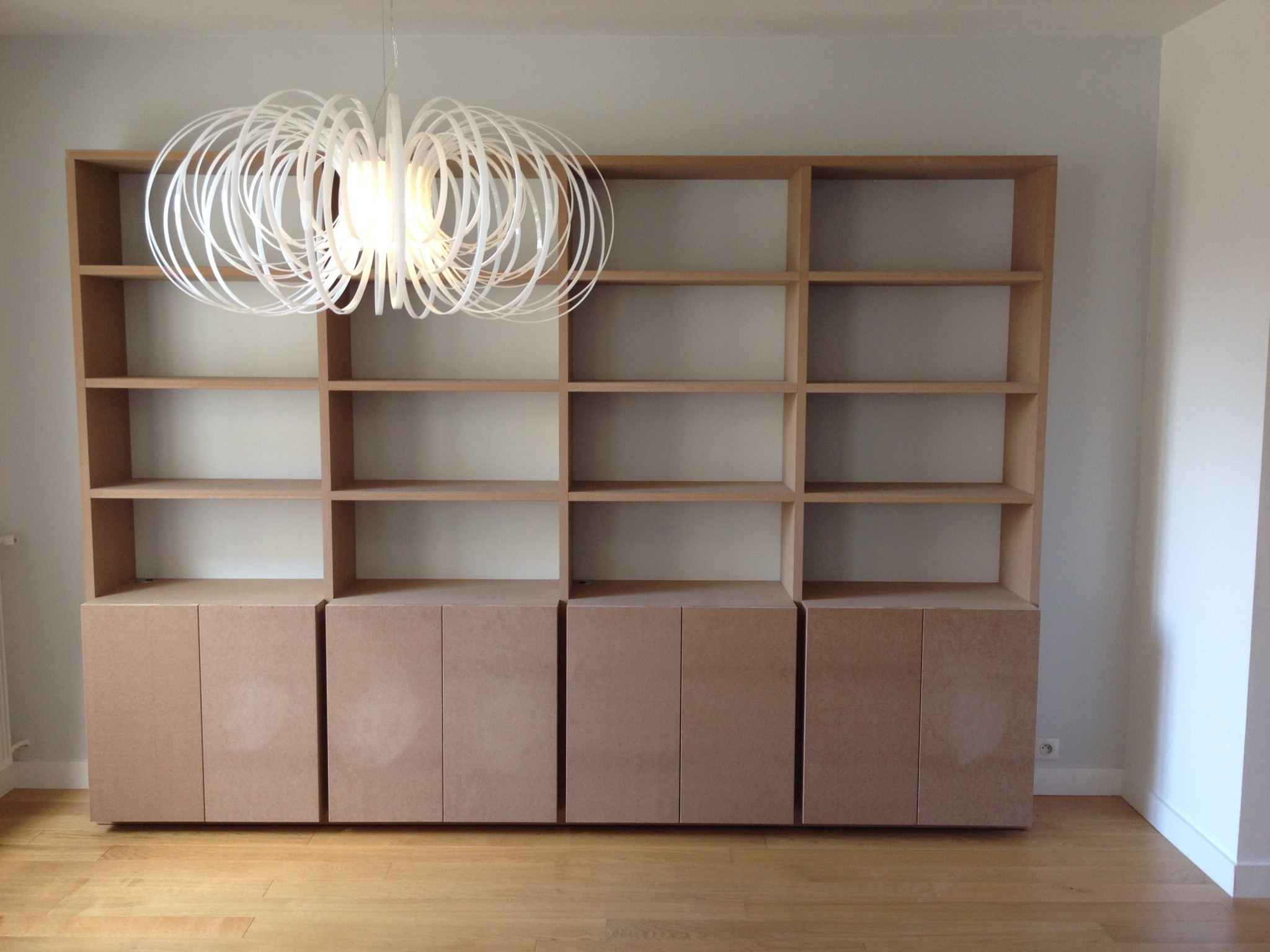 Finitions Meuble Mdf Page 2 Construire Une Bibliotheque En Mdf  # Construire Une Bibliotheque