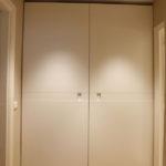 Vestibule armoire coplanaire.
