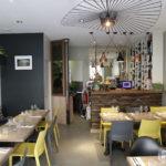 aménagement cuisine restaurant Paris Yves Jaffré